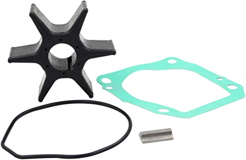 new arrival CM New Water Pump discount new arrival Impeller Service Kit Replacement for Honda BF175A/BF200A/BF225A 06192-ZY3-000 sale