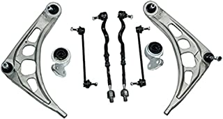 Front Lower Control Arm Tie Rod Ends Sway Bar Links...