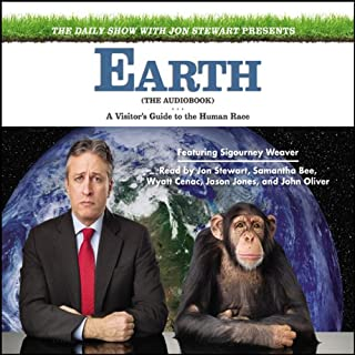 Earth (The Audiobook) Free Chapter audiobook cover art