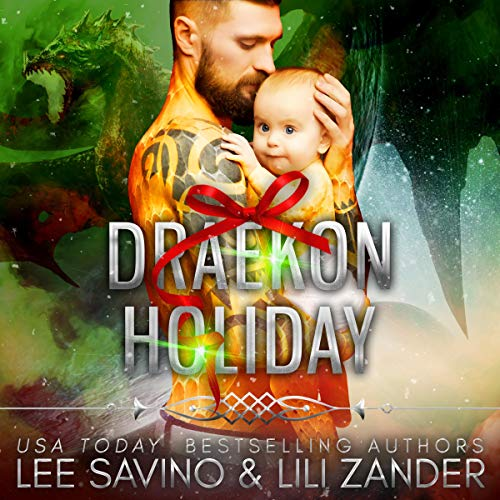 Draekon Holiday cover art