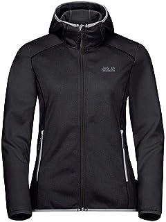 Jack Wolfskin Women's Hydro Hooded Fleece Jacket