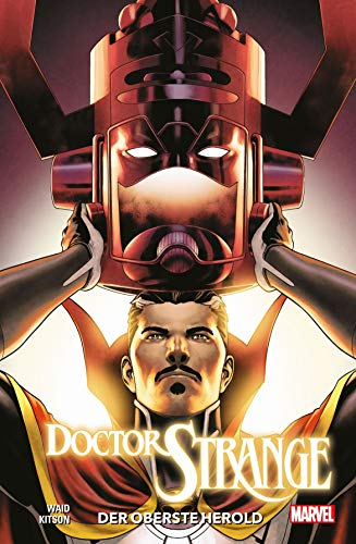 Doctor Strange - Neustart: Bd. 3: Der oberste Herold