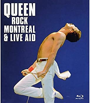 Queen: Rock Montreal & Live Aid on Blu-ray