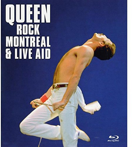 Rock Montreal & Live Aid [Rated]