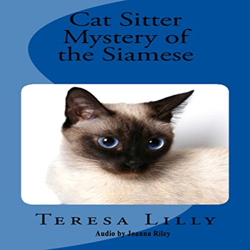 Couverture de Cat Sitter Mystery of the Siamese