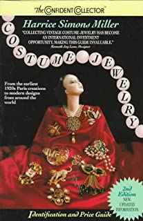 Costume Jewelry Identification and Price Guide (Confident Collector)
