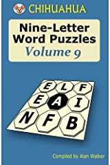 Chihuahua Nine-Letter Word Puzzles Volume 9 Paperback