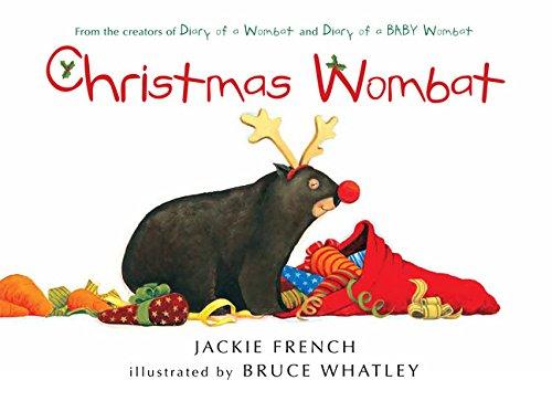 Image of Christmas Wombat
