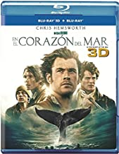 En el Corazón del Mar Blu-ray 3D + Blu-ray + DVD + Copia Digital