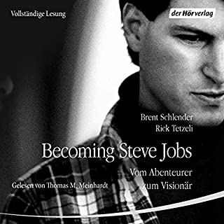 Becoming Steve Jobs Titelbild