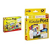 Noris 606011236 - Kinderpost, Kinderspiel & 606521006 - Kinderpost Nachfüllset