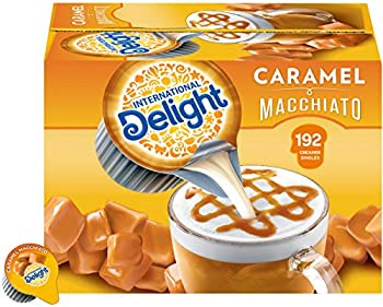 192-Count International Delight Single-Serve Coffee Creamers