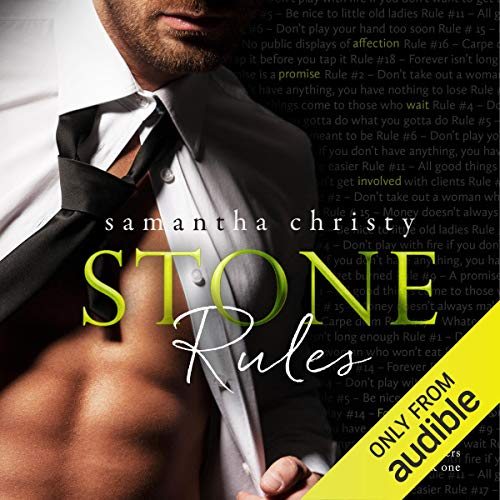 Stone Rules (A Stone Brothers Novel) audiobook cover art