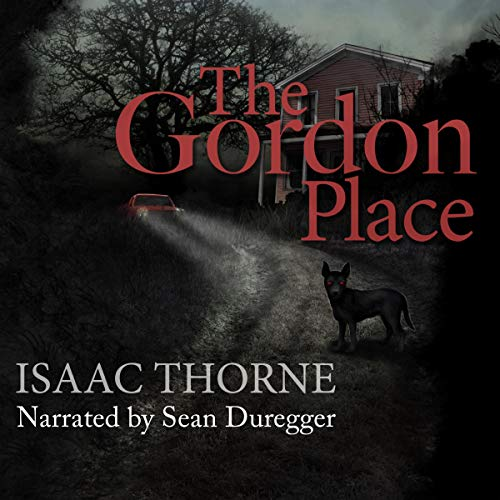 The Gordon Place audiobook cover art