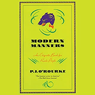 Modern Manners cover art