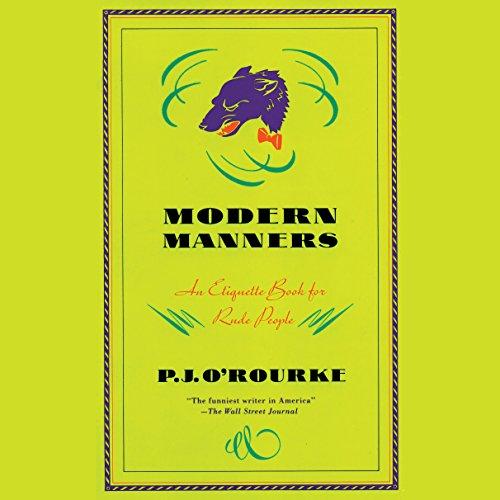 Modern Manners cover art