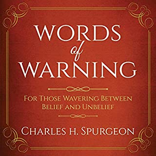 Words of Warning (Updated Edition): For Those Wavering Between Belief and Unbelief cover art