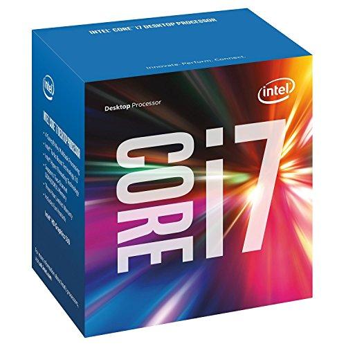 Intel Core i7-6700K processore 4 GHz Scatola 8 MB Cache intelligente