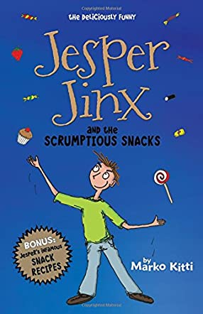 Jesper Jinx and the Scrumptious Snacks