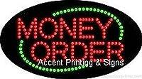 Money Order Flashing &アニメーションLEDサイン( High Impact、エネルギー効率的な)