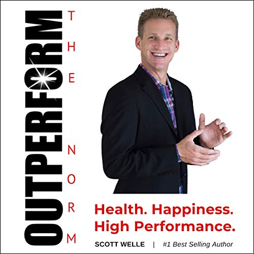 Outperform the Norm audiobook cover art