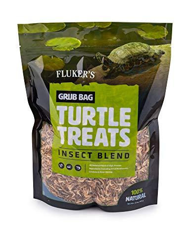 Fluker's Grub Bag Turtle Treat - Insect Blend