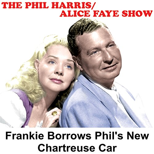 Phil Harris - Alice Faye Show cover art