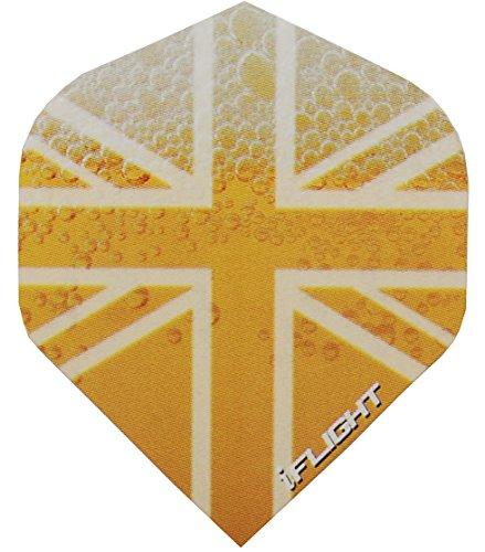 iflight Union Jack Bier Standard Darts Flights