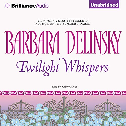 Twilight Whispers audiobook cover art