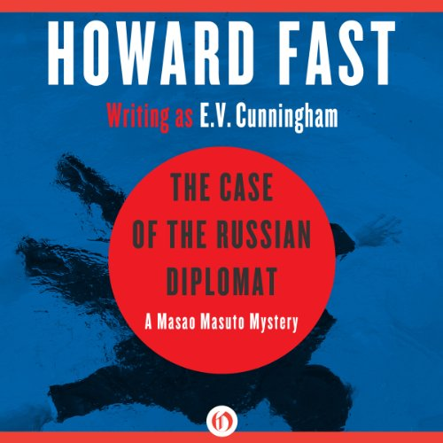 Couverture de The Case of the Russian Diplomat
