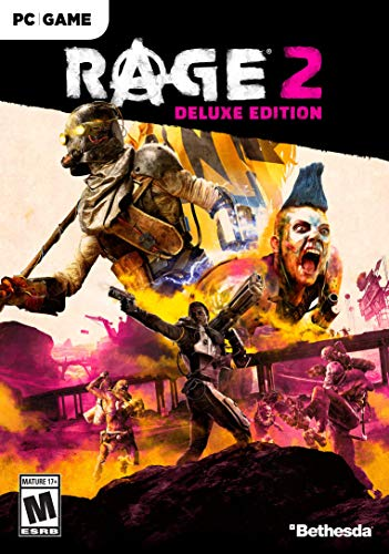 Rage 2 Deluxe Edition - [Online Game Code]