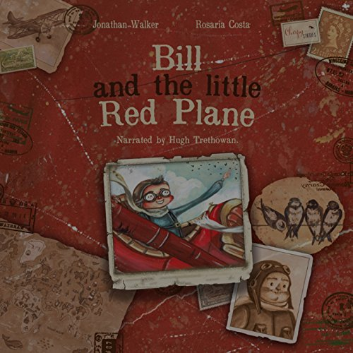 Bill and the Little Red Plane cover art