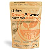 Hion Dream Powder - Night-TIME Blend. 150g | 30 Servings | Revitalise & Balance Both Your Body & Mind While You Sleep.
