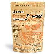 ✸ Dream Powder ✸ - THE PERFECT NIGHT-TIME DRINK! - PURE INGREDIENTS – NO CHEMICALS - NOT SLEEPING PILLS - (5HTP -Griffonia Extract, Pumpkin Seed Protein, Montmorency Cherry, Ashwagandha, Ginger Root, Goji Berry, Orange Peel, Ceylon Cinnamon, Amchur M...