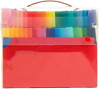 Zhicaikeji Lot de 80 stylos aquarelles de 80 couleurs - Peuvent être lavés - Pigments de sécurité - Plastiques - Couleurs...