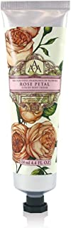 AAA Floral - Luxury Body Cream, Enriched with Shea Butter - 130 ml / 4.4 fl oz (Rose Petal)