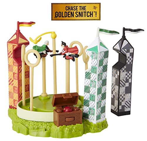 HARRY POTTER Quidditch Pitch Arena Mini Playset $4.94 (REG $19.99)