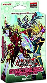 Yu-Gi-Oh TCG: Powercode Link Structure Deck - SDPL New & Sealed - 1 Sealed Deck