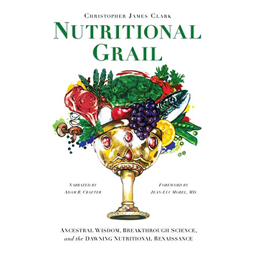 Nutritional Grail audiobook cover art