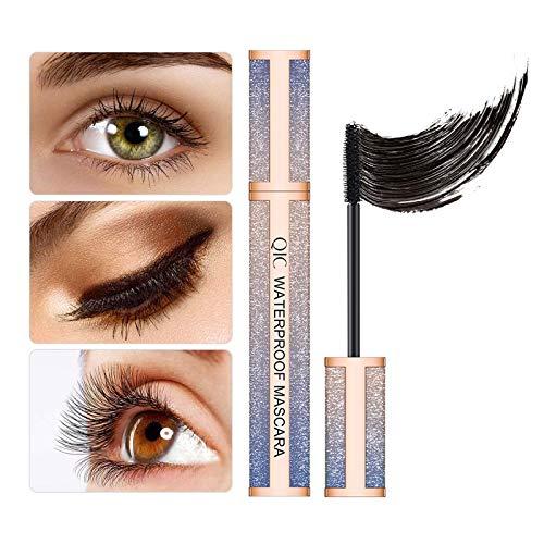 Onlyoily 4D Silk Fiber Lash Mascara for Longer, Thicker, Voluminous...