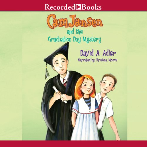 Cam Jansen and the Graduation Day Mystery cover art