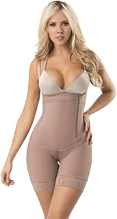 0159cdf7d73 Perfect Shape Fajas Colombianas Womens Shapewear Post Surgery Fajas  Moldeadoras Side Zip Shaper