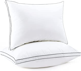 Sponsored Ad - Lucian Bed Pillows for Sleeping 2 Pack, Cooling Pillows Standard Size Set of 2,Down Alternative Hotel Quali...