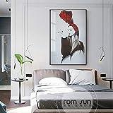 N / A Pintura sin Marco Pintura al óleo Abstracta Moderna Belleza Dama Pintura artística decoración del hogar Pintura al óleo Modular decoración del hogarZGQ7405 30X45cm