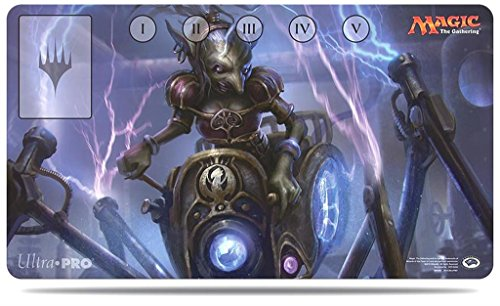 Ultra Pro 86325 - MTG Commander 2015 Play Mat V5, bunt