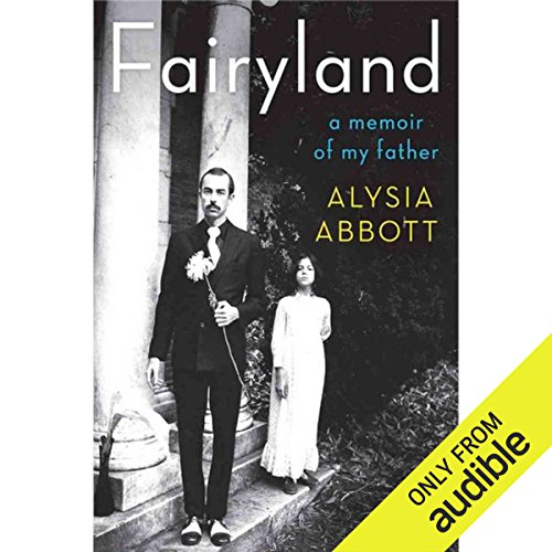 Fairyland audiobook cover art