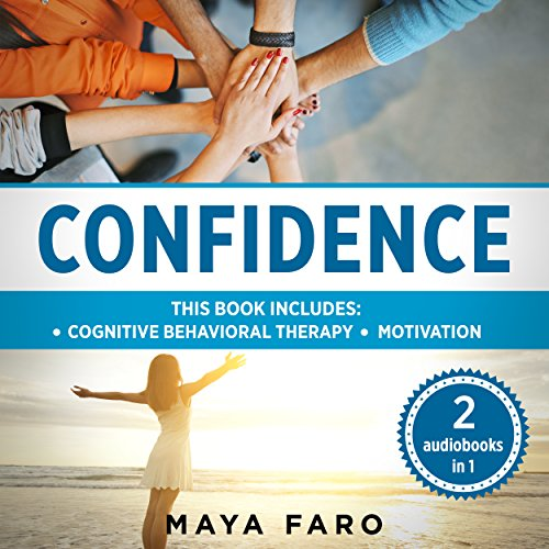 Confidence: 2 in 1 Bundle audiobook cover art