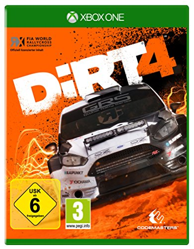 DiRT 4 - [Xbox One]