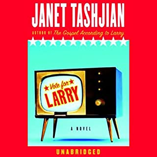 Vote for Larry audiobook cover art