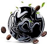 wgkgh Volcanic Clay Kaffee Schlankheitsseife, Body Wash Bar Seife für Frauen und Männer,...